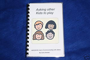 """Asking Others To Play """"Social Story"""""""